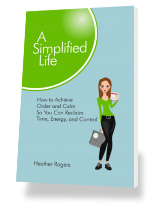 A Simplified Life by Heather Rogers