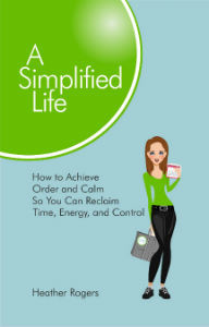 A Simplified Life front cover