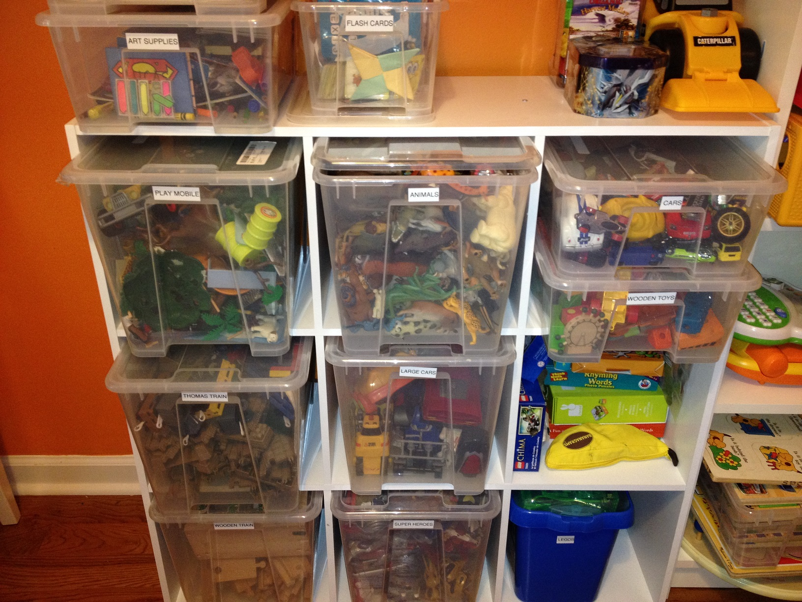kids toy organization Archives Simply Organized